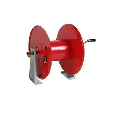 High Pressure Hose Reel, 40m Dual Bracket