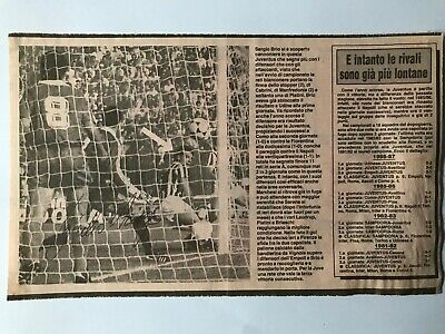 Autografo originale GIULIO DRAGO-FC Empoli 87/88-Ex-Pontedera/Bari-IN PERSON