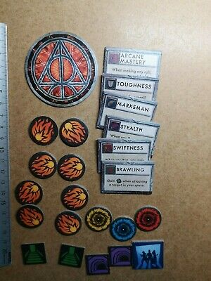 Lot Of Tokens/Cthulhu Death May Die/Cmon G214
