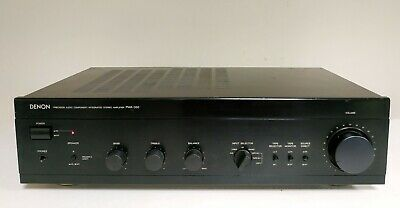 Denon Pma-350 Integrated Amplifier - Made In Japan