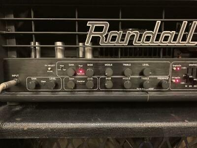 Randall V2 Head 400W High Gain Amplifier Guitar Amplifier Collection Special