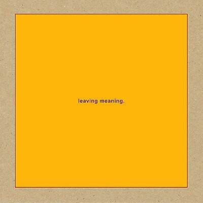 |2054694| Swans - Leaving Meaning (2 Cd) [CD] New
