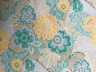 Laminated Fabric Remnant by Freespirit Fabrics