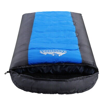 Weisshorn Sleeping Bag Bags Single Camping Hiking -20?C Tent Winter Thermal