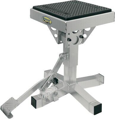 Motorsport P-12 Lift Stand Silver 92-4001