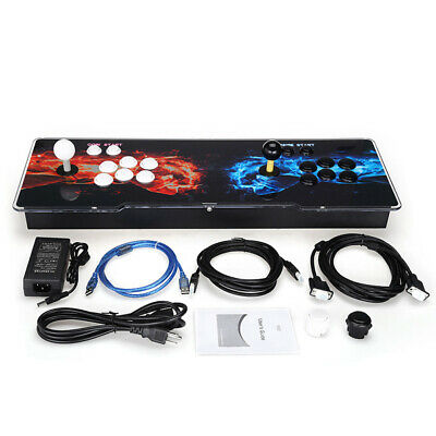 Pandora's Box 3188 in 1 Video Game 4 Players Retro Arcade Console 3DPlus LCD HD