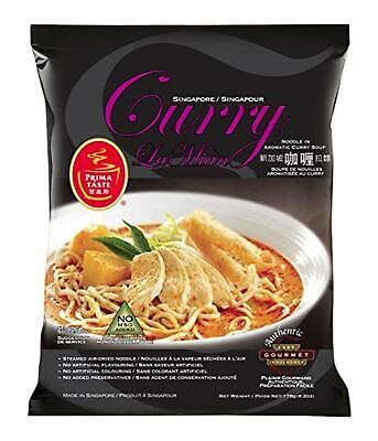 PRIMA TASTE SINGAPORE CURRY LAMIAN 178g (Pack of 2)