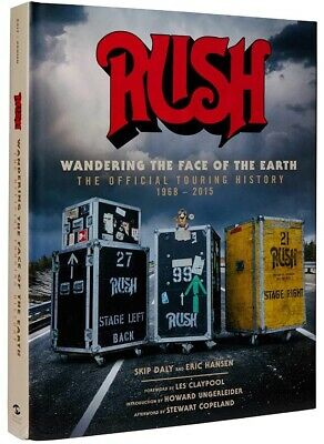 RUSH: Wanderiing the Face of the Earth