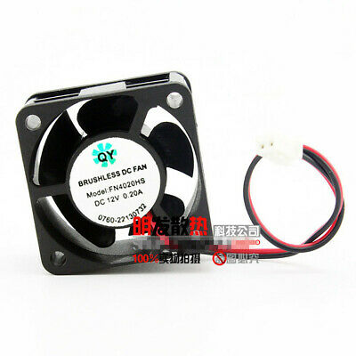 1PC SEI A4010H05MD-A 4010 4CM 5V 0.20A 2 wire Large amount of air cooling fan