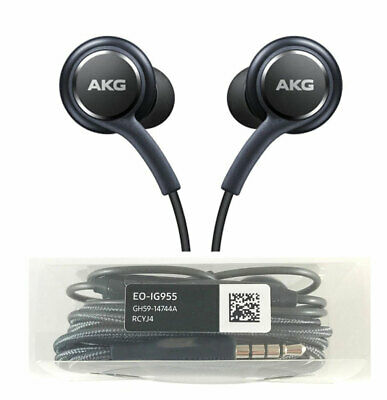 Replacement In-Ear AKG Earphones For Samsung Galaxy S8 S9 S7 Note 8 Headphones