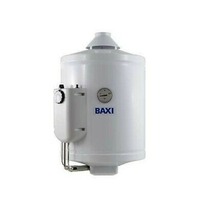 Water Heater to Accumulation Gas SAG3 80 Baxi 7116718