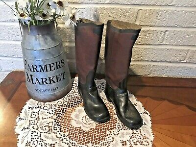 Antique Selz Shoes Chicago Childs Antique Boots Early 1900's