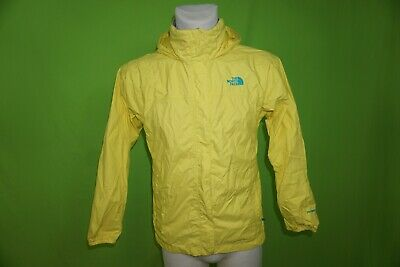 The North Face Girl's Woman's HyVent Waterproof Outdoor Hooded Jacket sz XL