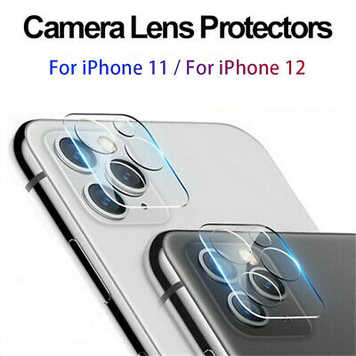 For iPhone 11 / 11 Pro Max Tempered Glass Camera Lens Screen Protector Cover