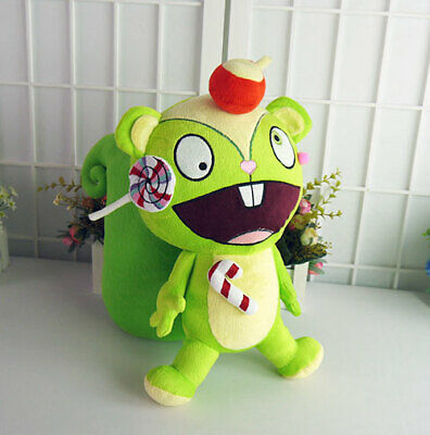 Anime Happy Tree Friends Nutty Stuffed Toys Cute Plush Doll Child/'s Gift Props