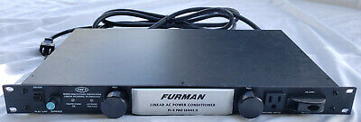 Furman PL-8 Pro Series II Linear AC Power Conditioner