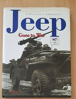 Book - Jeep Goes to War (US Army Willys MB / Ford GPW) WW2 & beyond (V1)