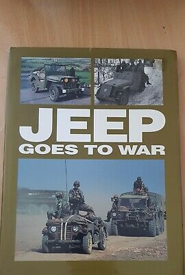 Book - Jeep Goes to War (US Army Willys MB / Ford GPW) WW2 & beyond (V2)
