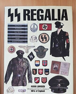 Book - SS Regalia (WW2 Waffen German)