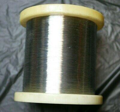 32awg .2mm 316L Stainless Steel Wire 12lbs 5.4kg Roll St1008