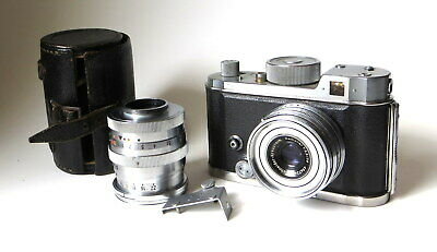 Vintage Robot Ii Viewfinder Film Camera
