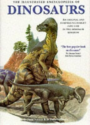 ILLUSTRATED ENCYCLOPEDIA OF DINOSAURS By David Norman - Hardcover **Excellent**