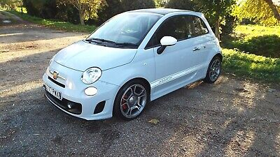 Abarth 500C Mta Auto 2010/10 Reg Only 30,500 Miles One Owner  Service History