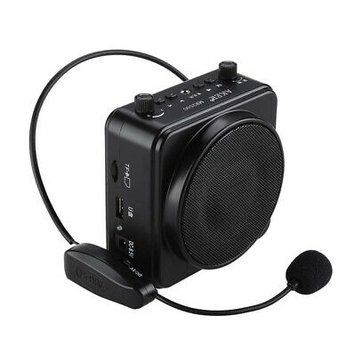 AKER MR2500W 22W Bluetooth PA Voice Amplifier +headset Microphone For Teacher