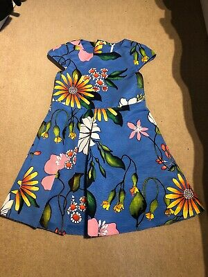 Girls Next Blue Party Dress Age 8 Years Christmas, Party