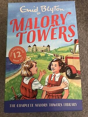 Enid  Blyton ,,Malory Towers'' (12 Books)