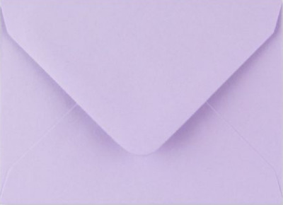C7 A7 LILAC Coloured Envelopes 82mm x 113mm Party Invitations Crafts