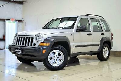 2006 Jeep Liberty Sport JEEP LIBERTY SPORT CRD 4X4 DIESEL ONE OWNER LOW MILES HARD TO FIND CLEAN