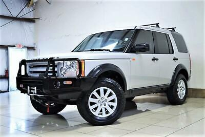 2006 Land Rover LR3 HSE LIFTED 4X4 OFFROADING CUSTOM LAND ROVER LR3 HSE LIFTED 4X4 NAV HEATED ARB BUMPER NEW TOYO TIRES WINCH