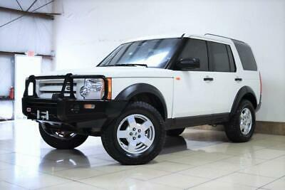 2006 Land Rover LR3 LIFTED 4X4 OFF ROADING HARD TO FIND LIFTED LAND ROVER LR3 4X4 NAV HEATED ARB BUMPER NEW TIRES WINCH