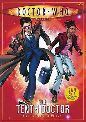 Doctor Who Magazine Specials: The 2016 Yearbook + The Tenth Doctor Comics