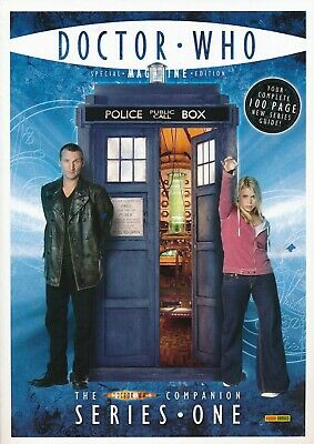 Doctor Who Magazine - The Complete Series One and Series Two Specials