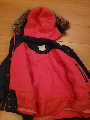 Children's Winter jacket by Johnnie B, for ages 11-12 years, good condition