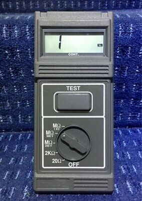 Seaward Ir750C (Bt Version) Insulation And Continuity Tester - Unused Old Stock!