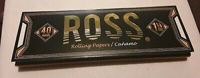 Ross Rolling Papers