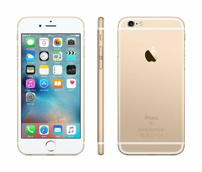 Apple iPhone 6 plus, iPhone 6+ Sim Free 64 GB Gold Silver Excellent Condition UK