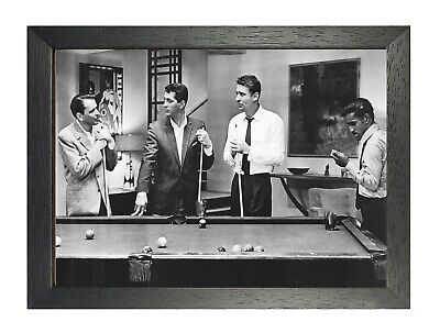 THE RAT PACK LAS VEGAS SINATRA POSTER ART PRINT A4 A3 BUY 2 GET ANY 2 FREE