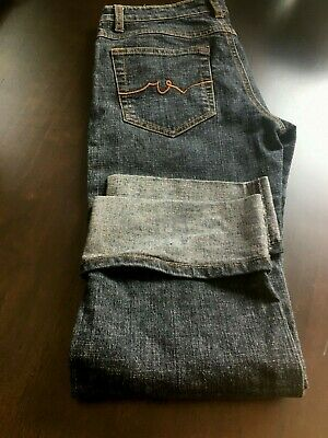 size 10; Valley Girl; Women jeans; 3/4 length;
