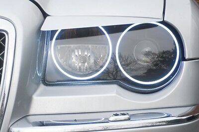 Chrysler 300c / SRT8 MAD eyelids / eyebrows / headlight eyelids