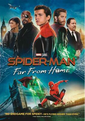 Spider-Man: Far from Home (2019), DVD