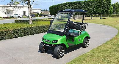 Marshell Golf Buggy, Only 3 years old, 6 x Trojan 8v batteries, Merc.