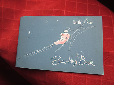 american north star baby blanket 1956 baby booklet to fill