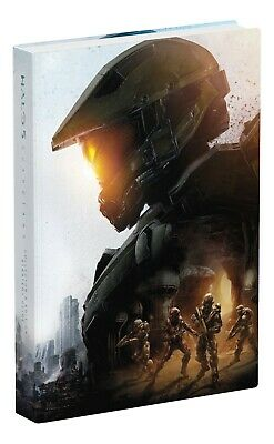 Halo 5 Guardian Hardcover Collector's Edition Strategy Guide - BRAND NEW SEALED