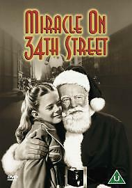 Miracle On 34th Street (DVD, 2008) NEW AND SEALED MAUREEN OHARA