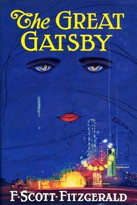 The Great Gatsby Novel by F. Scott Fitzgerald [P-D-F]
