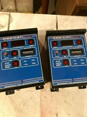 Mechanical Ingenuity 9090 Prevac Plus Refrigerant Leak Detection System
